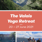 THE VALAIS YOGA RETREAT